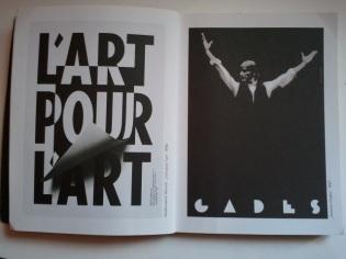 L'art pour l'art 1996