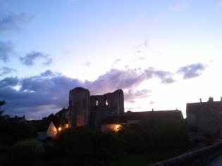 Evening Promenade