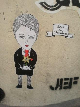 Paris Paper Street Art