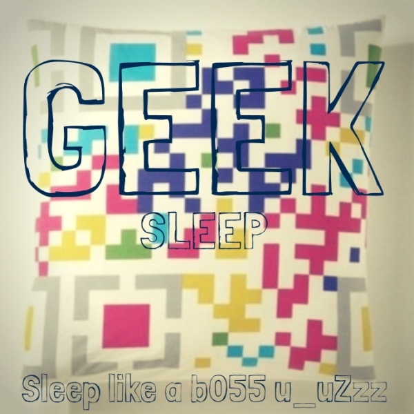 geek sleep