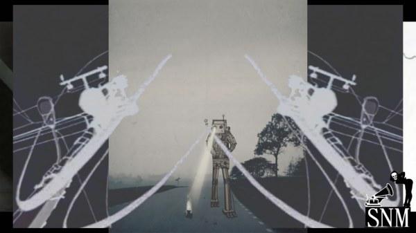 Chanson damour cybernetique by SNM - vjmina