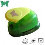 Petite perforatrice Papillon classique - scrap