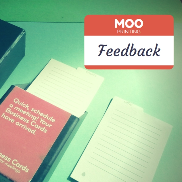 moo printing feedback